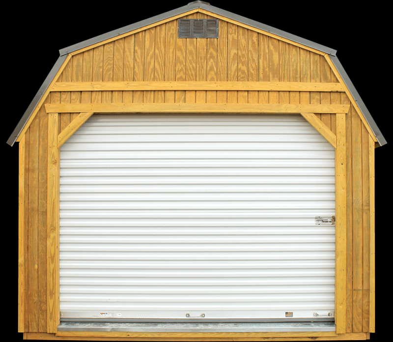 Brand New Old Hickory Garage w/LOFT 12' x 12'