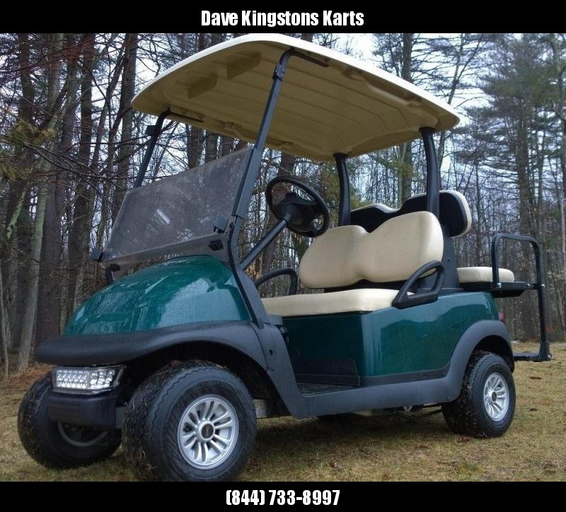 PRE-Summer Special!Club Car Precedent 4 Pass Golf Cart 2018 BATTERIES