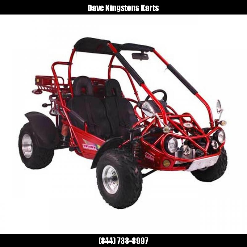 NEW Trailmaster 300XRX-E EFI PREMIUM Go Kart  size ages 12-adult 50MPH RED