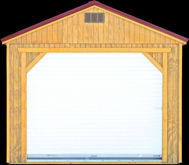 2020 Old Hickory Garage 12' x 12'