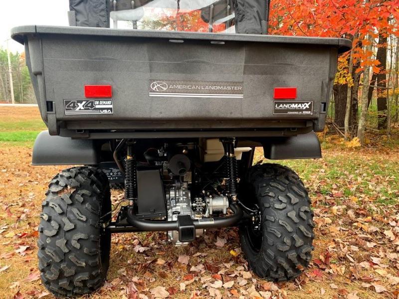 $2000 OFF American LandMaster 550 PLOW-PWR STEER-DOORS-ENDS 1-31 BLUE