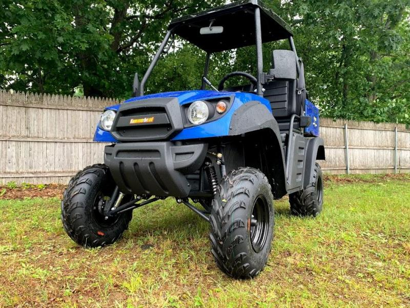 $1000 OFF! 2019 Hammerhead Off-Road R-150 2WD Side by Side GAS UTV BLUE
