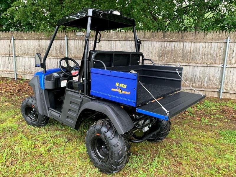 $1000 OFF! 2019 Hammerhead Off-Road R-150 2WD Side by Side GAS UTV BLUE