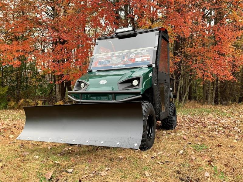 $2000 OFF American LandMaster 677 PLOW-DOORS-PWR STEER-Ends 2-28 GREEN