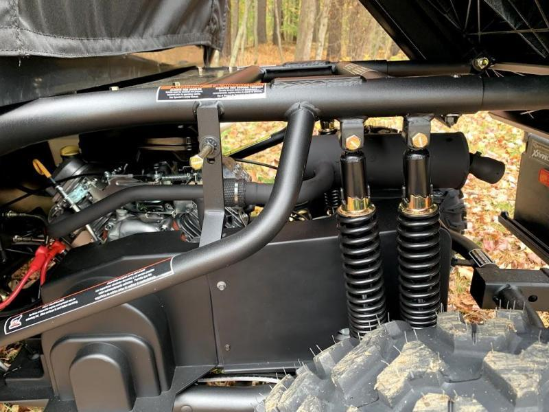 $2000 OFF American LandMaster 550 PLOW-PWR STEER-ENCLOSURE-ENDS OCT 31 GREEN