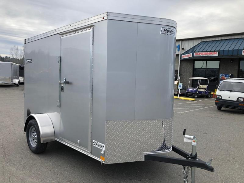 Haulmark 6' X 10' Transport V-Nose Enclosed Cargo Trailer