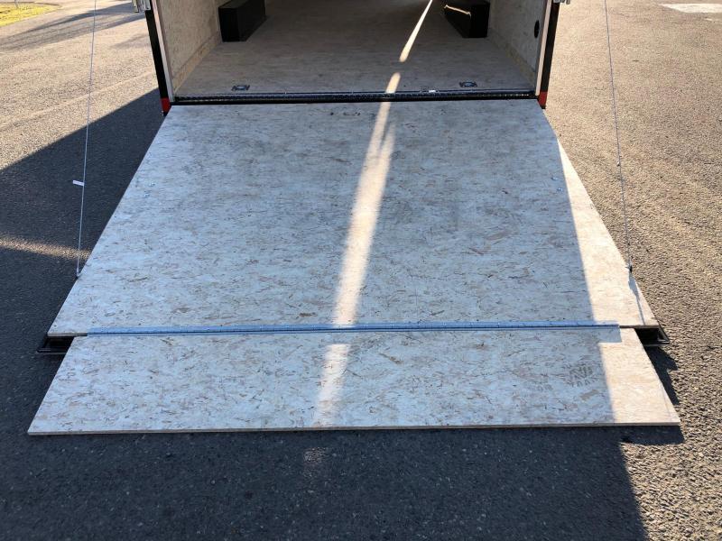 2020 Haulmark 8.5' X 20' V-Nose Passport Car / Racing Trailer