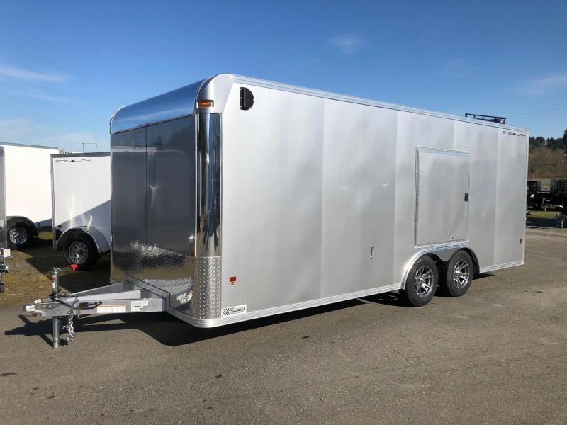 2019 Alcom-Stealth 8.5' X 20' Stealth Car Hauler Car / Racing Trailer