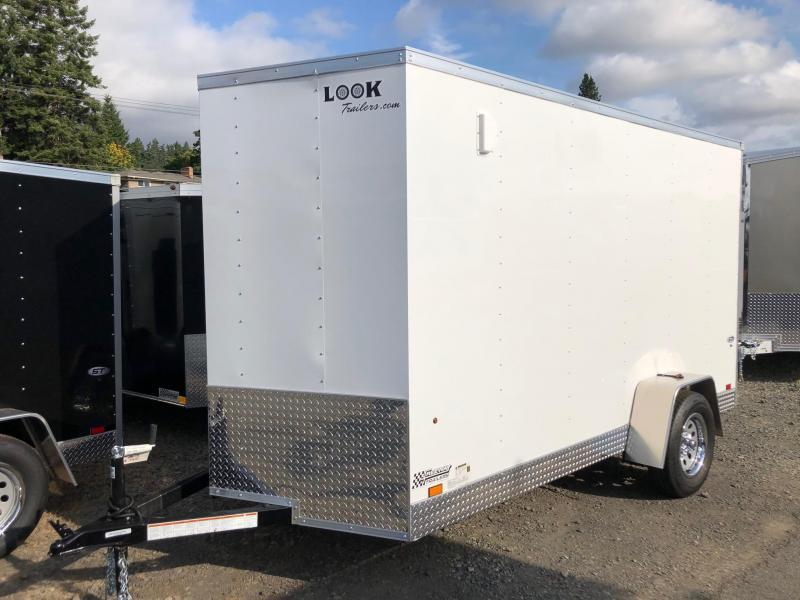 2020 Look Trailers STLC6X12SI2 Enclosed Cargo Trailer