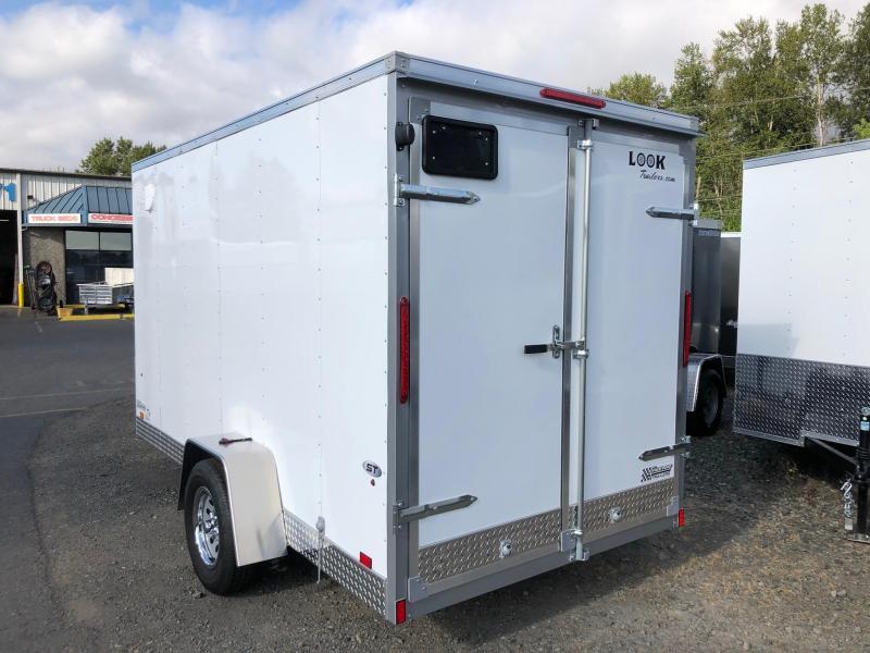 2021 Look Trailers STLC6X10SI2 Enclosed Cargo Trailer
