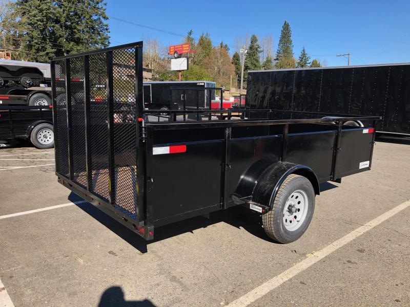 Eagle Trailer 6' X 10' FU610SA Utility Trailer