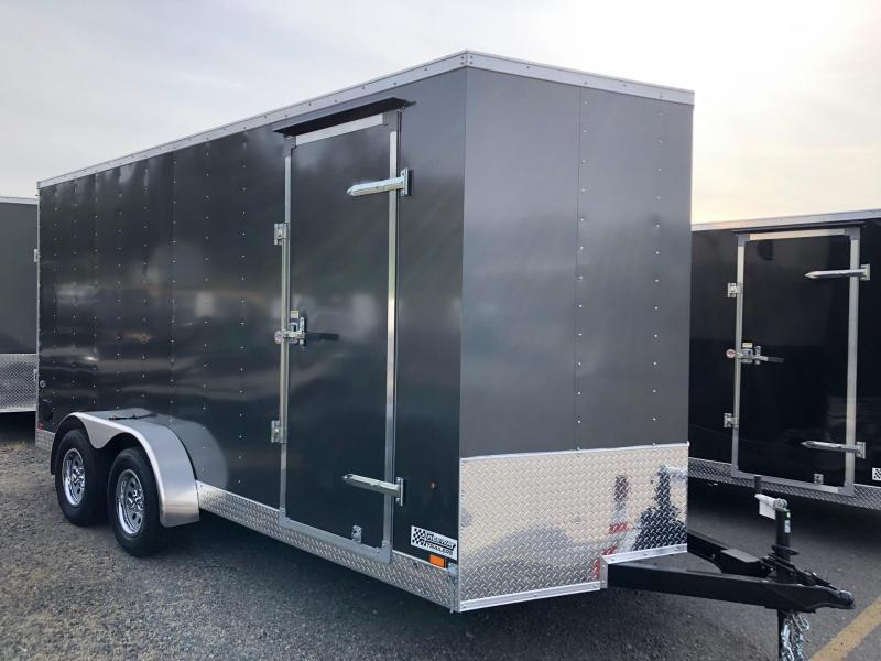 2021 Look Trailers 7' x 12' ST V-Front Enclosed Cargo Trailer