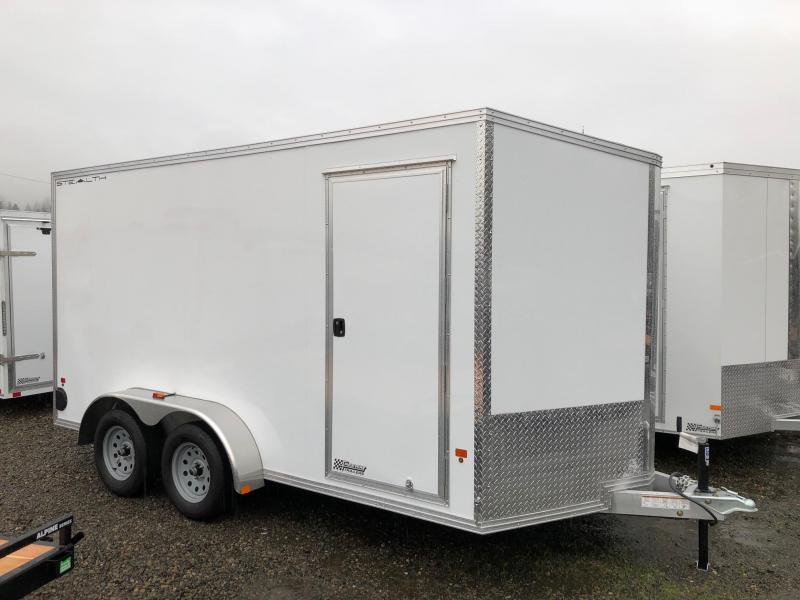 Alcom-Stealth 7' X 14' Stealth Enclosed Cargo Trailer