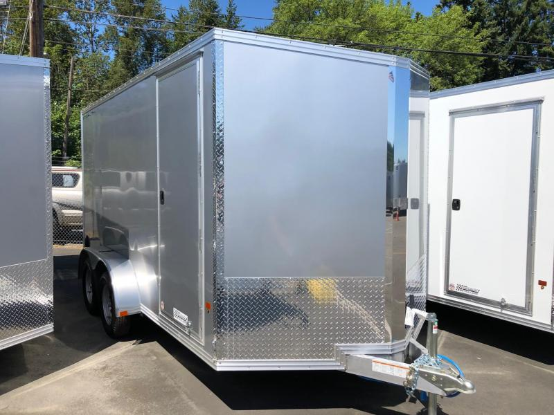 Alcom-Stealth Stealth Enclosed Cargo Trailer
