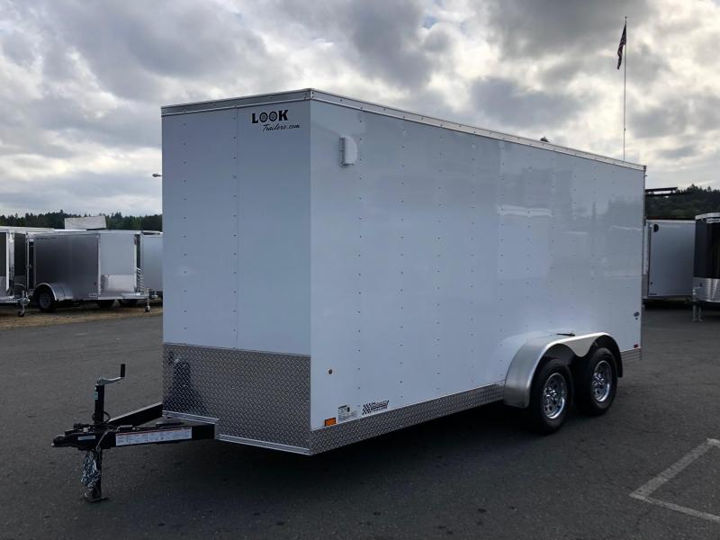 2021 Look Trailers ST STLC7X16TE2 Enclosed Cargo Trailer