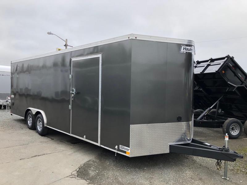 2020 Haulmark 8.5' X 24' Transport V-Nose Car / Racing Trailer