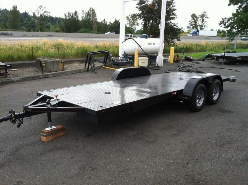 2019 18SDX Sloan Flatbed Trailer by Kwikload