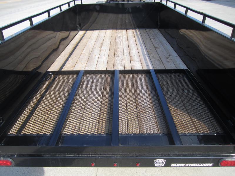 Sure-Trac 6 x 12 Steel High Side  3k Idler
