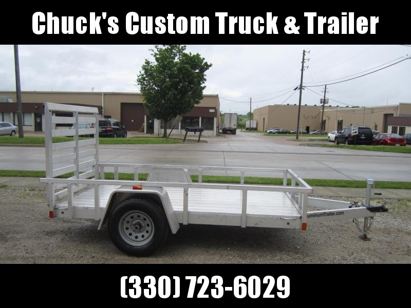 2018 ATC USED 5'X10' ATC TUBE TOP TRAILER Utility Trailer