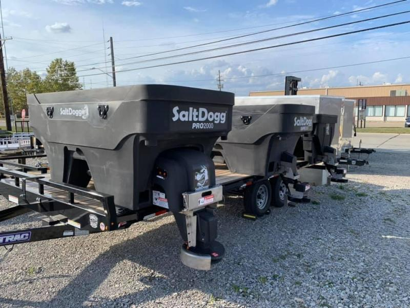 2019 SaltDogg PRO2000 Salt Spreader