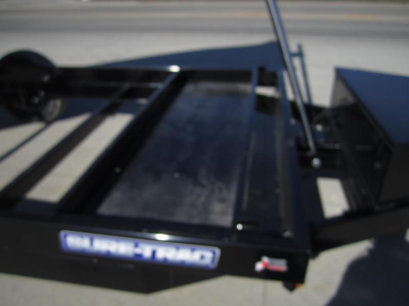 2020 Sure-Trac 82 IN X 16 LP 14K Telescopic Dump
