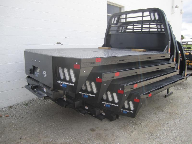 "2020 CM RD 86/84""/38"" Truck Bed"