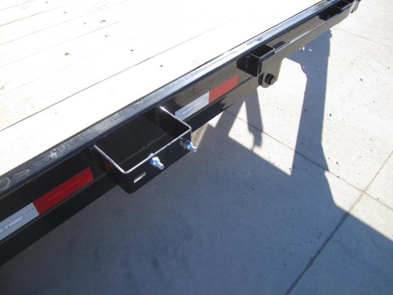 2020 Sure-Trac 7 x 18 Tilt Bed Car Hauler 7k