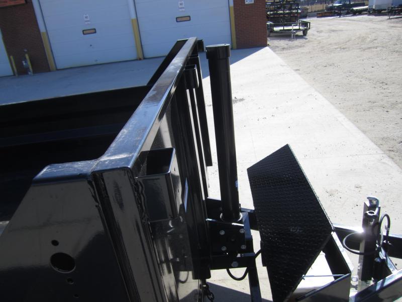 2020 Sure-Trac 82 IN X 12 LProfile Telescopic Dump 12K
