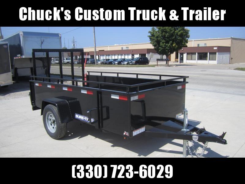 Sure-Trac 5 x 10 Steel High Side  3k Idler