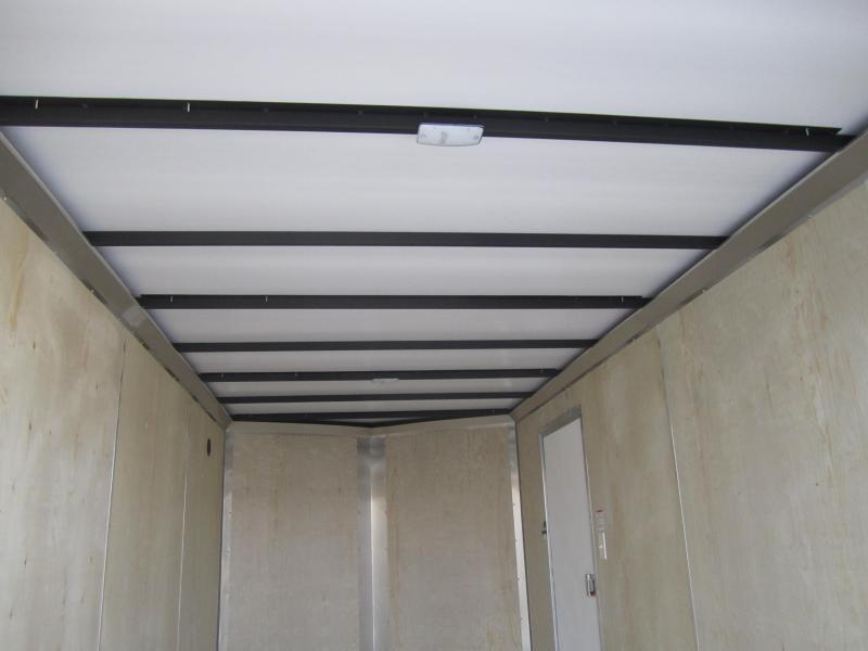 Sure-Trac 7 x 16 Pro Series Wedge Cargo TA 7K
