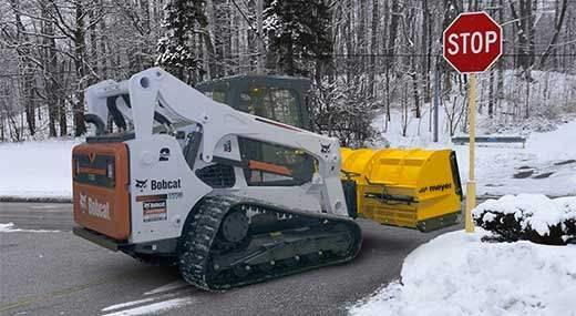 2019 Meyer MEYER POWERBOX SNOW PUSHER 8-12 Snow Plow