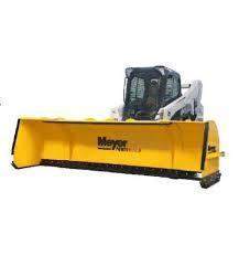 2019 Meyer MEYER POWERBOX SNOW PUSHER 8-12 Snow Plow