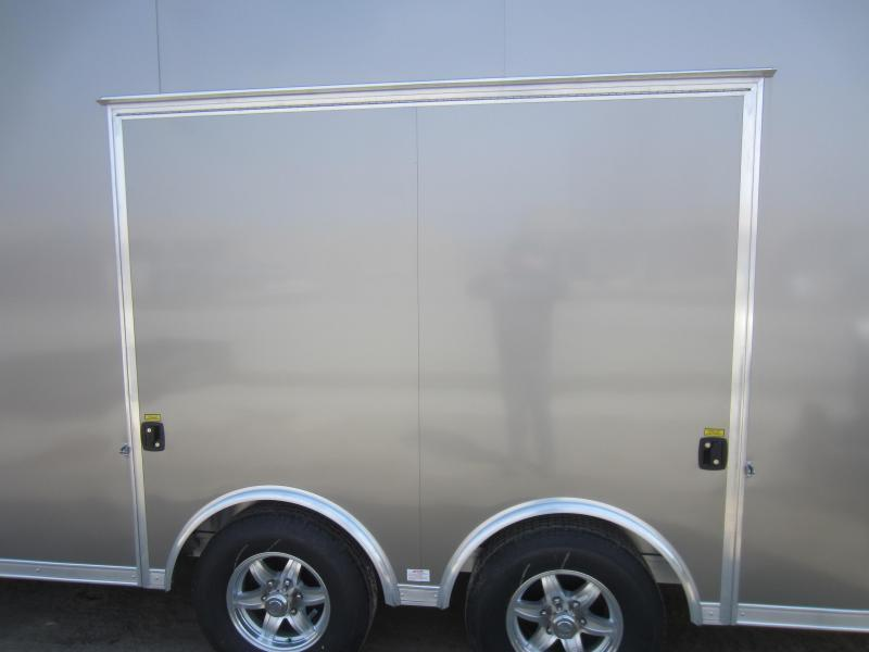 2019 Aluminum Trailer Company  Enclosed Car Trailer