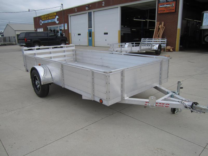 """2020 Primo 6'X12' ALL ALUMINUM 16"""" HIGH SIDES Utility Trailer"""