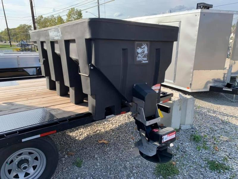 2019 SaltDogg SHPE1500 Salt Spreader