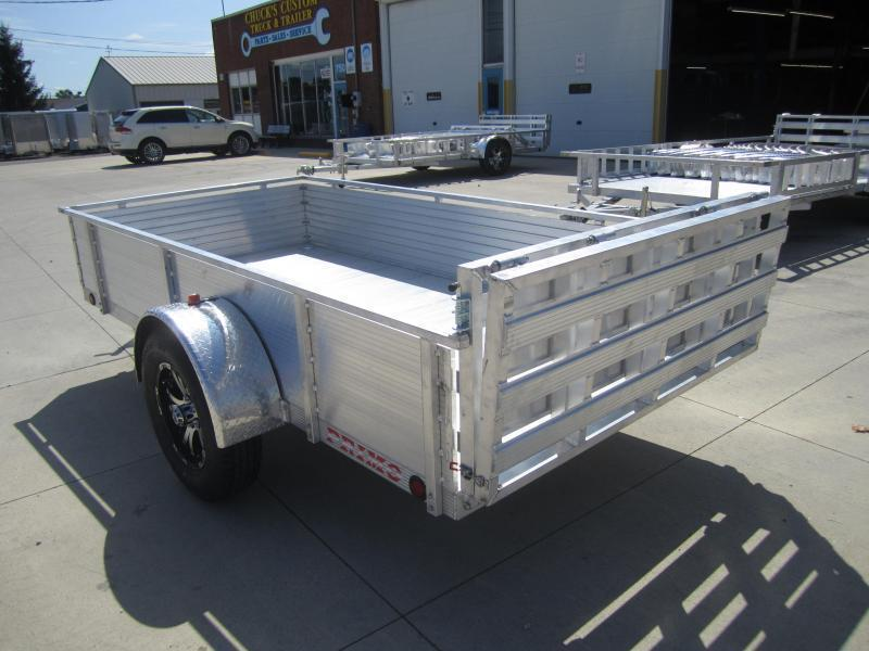 """2020 Primo 5'X10' ALL ALUMINUM 16"""" HIGH SIDE Utility Trailer"""
