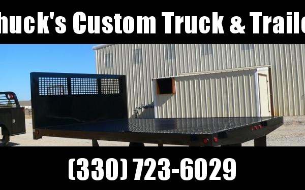 2018 Cm Alrd 7 84 42 42 Truck Bed Trailers For Sale In Ohio