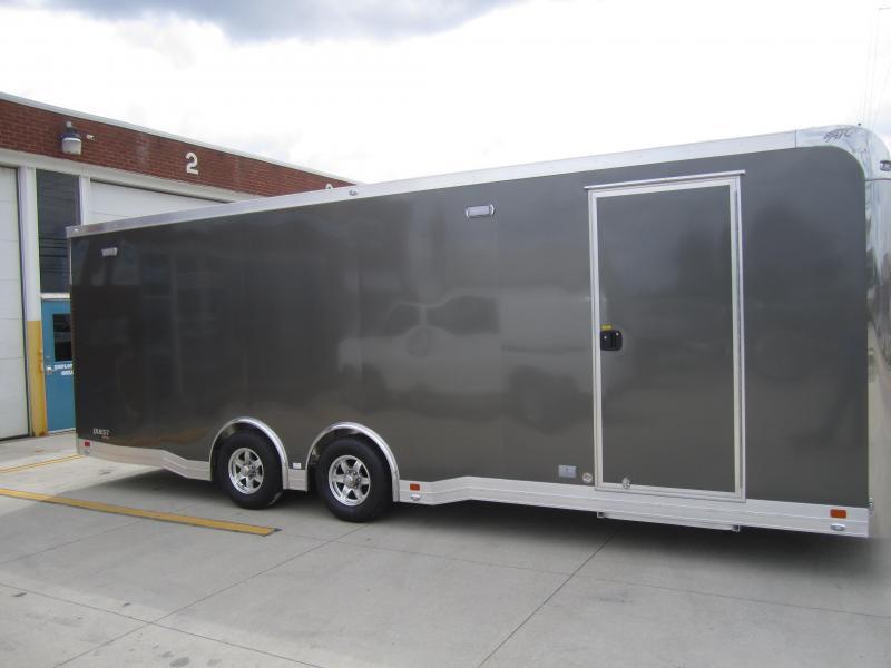 2020 ATC 8.5'X24' QUEST CH305 CAR HAULER Enclosed Cargo Trailer