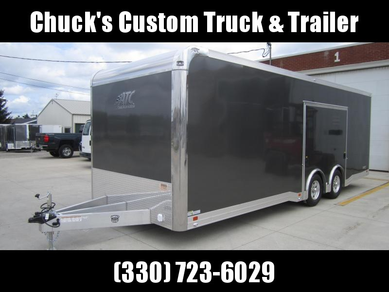 2020 ATC 8.5'X24' QUEST CH305 CAR HAULER Enclosed Cargo Trailer