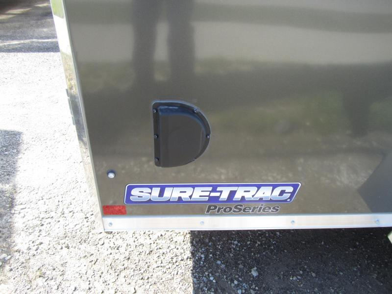 2020 Sure-Trac 6 x 12 Pro Series Wedge Cargo SA