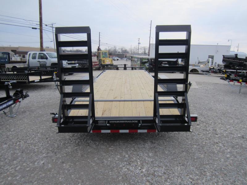 Sure-Trac 7 x 20 Equipment Trailer  16k