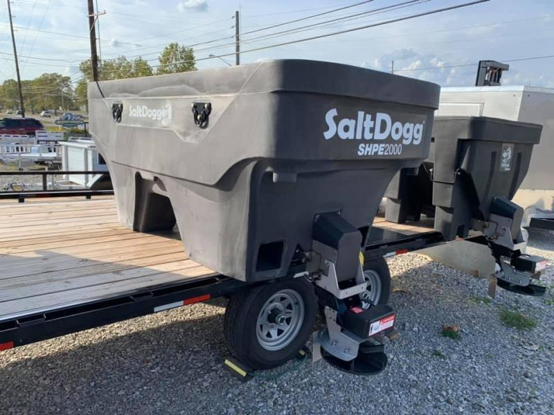 2019 SaltDogg SHPE2000 Salt Spreader