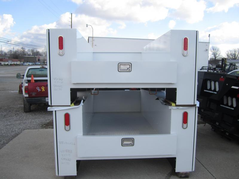 2019 Other STAHL 98/78 SERVICE BODY Truck Bed