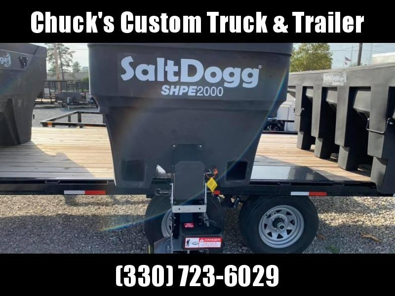 2019 SaltDogg SHPE2000 Salt Spreader
