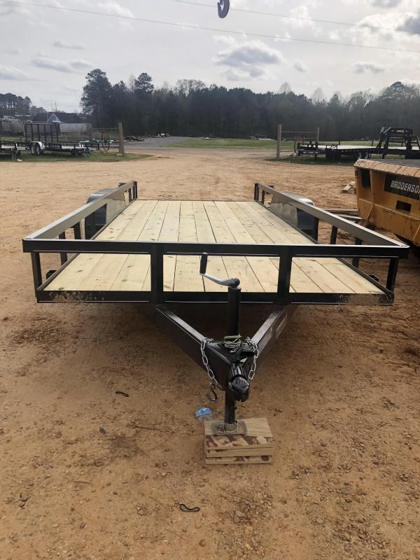 """2020 Other 6'10""""x18' Utility Trailer"""