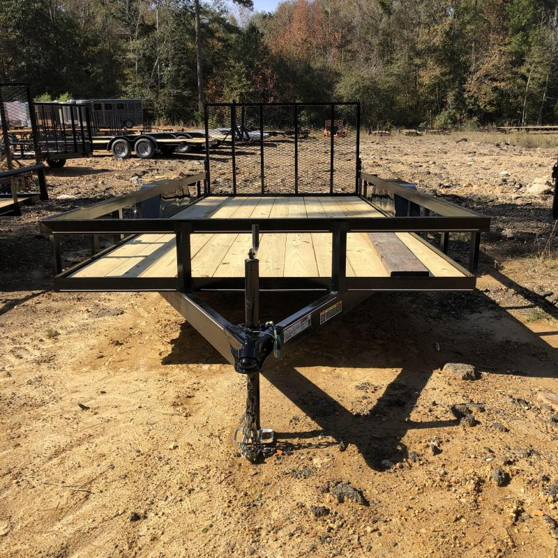 """2019 Other 6'10""""x18' Utility Trailer"""