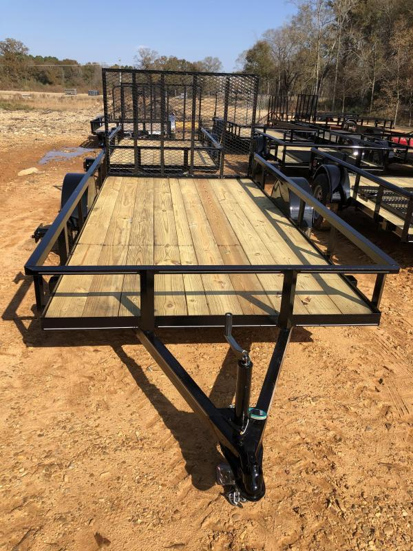 2019 Other 6'x12' Utility Trailer