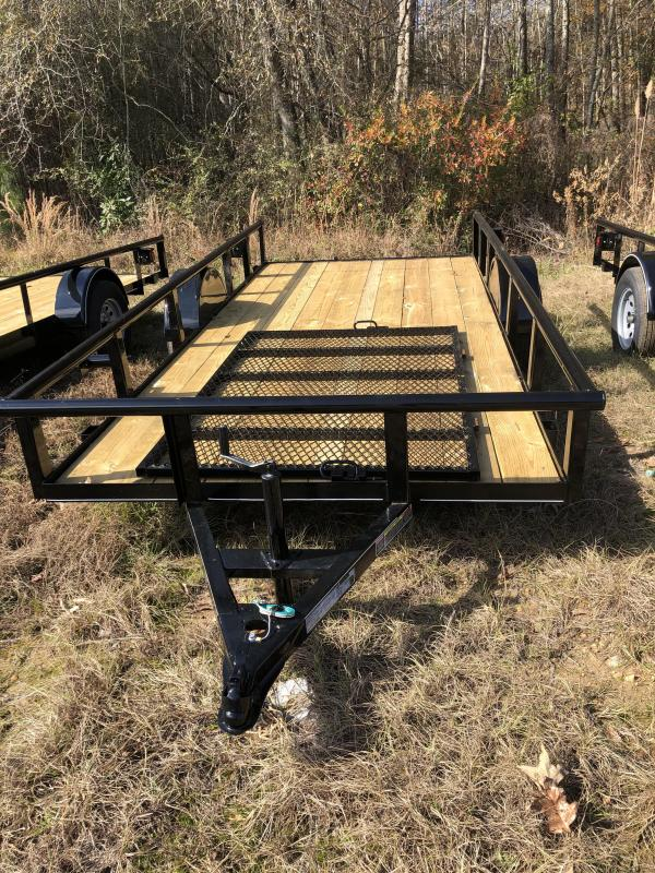 2019 Other 6'x14' Utility Trailer