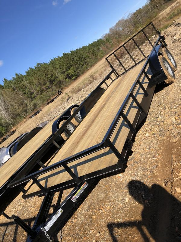 """2019 Other 6'10""""x20' Utility Trailer"""