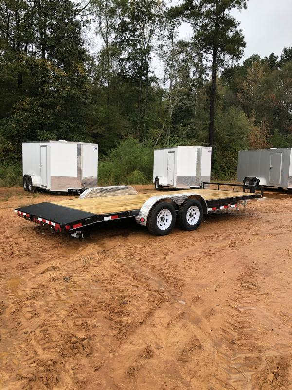 2020 PJ Trailers C5202 Car / Racing Trailer